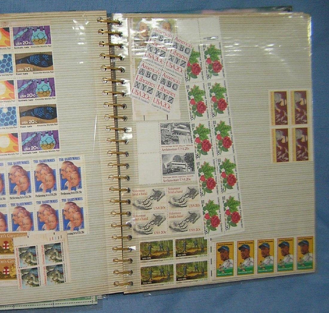 Stamp collector's album stamps, covers and more - 5
