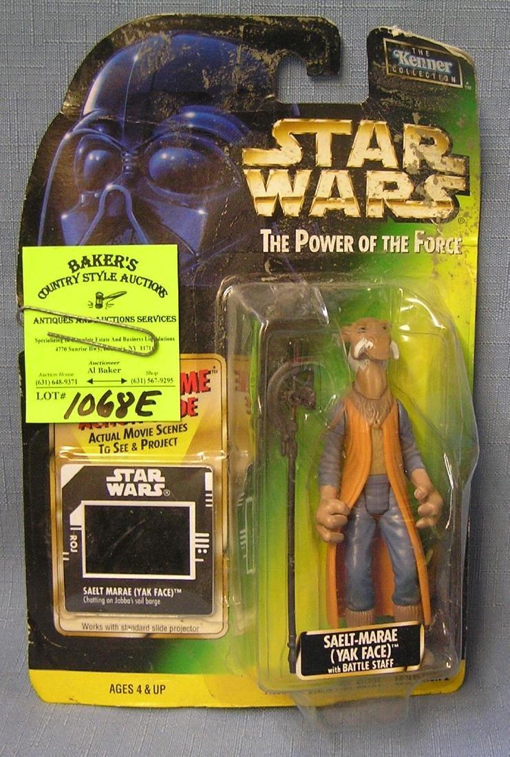 Star Wars action figure: Saelt Marge