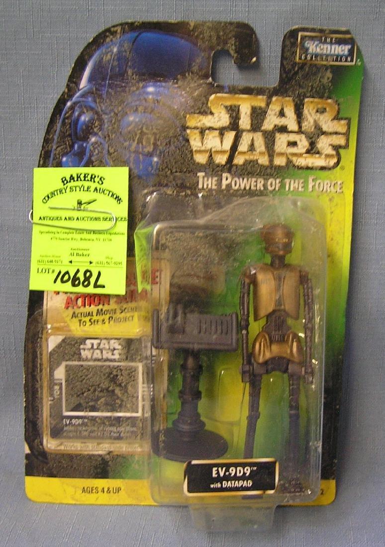 Vintage Star Wars action figure: EV-9D9