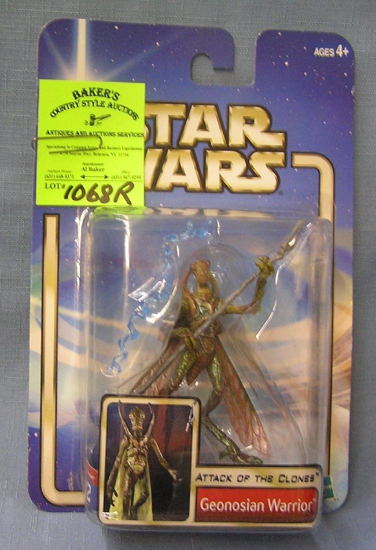 Star Wars action figure: Geonosian Warrior