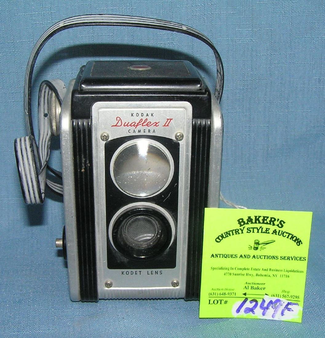 Vintage Kodak Duaflex 2 camera