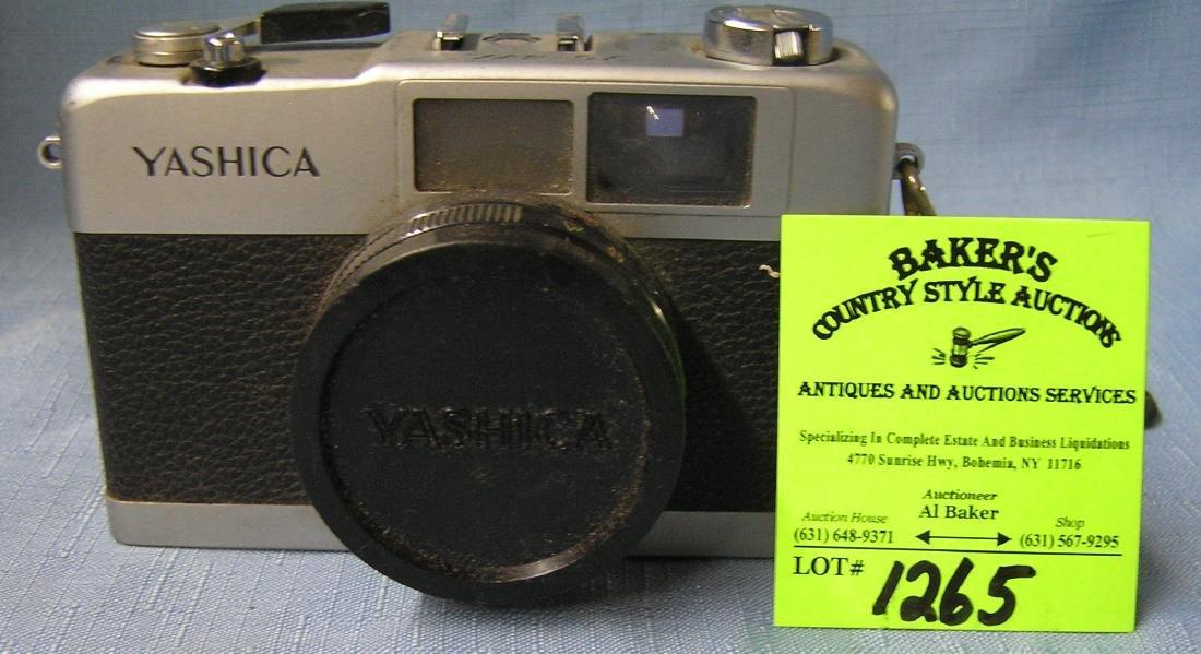 Vintage Yashica 35MM camera