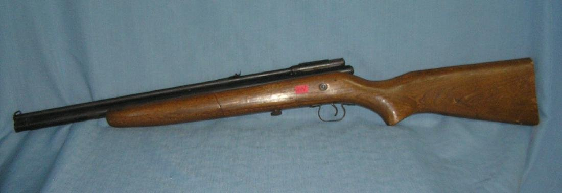 Vintage Crossman No.140 pump air rifle