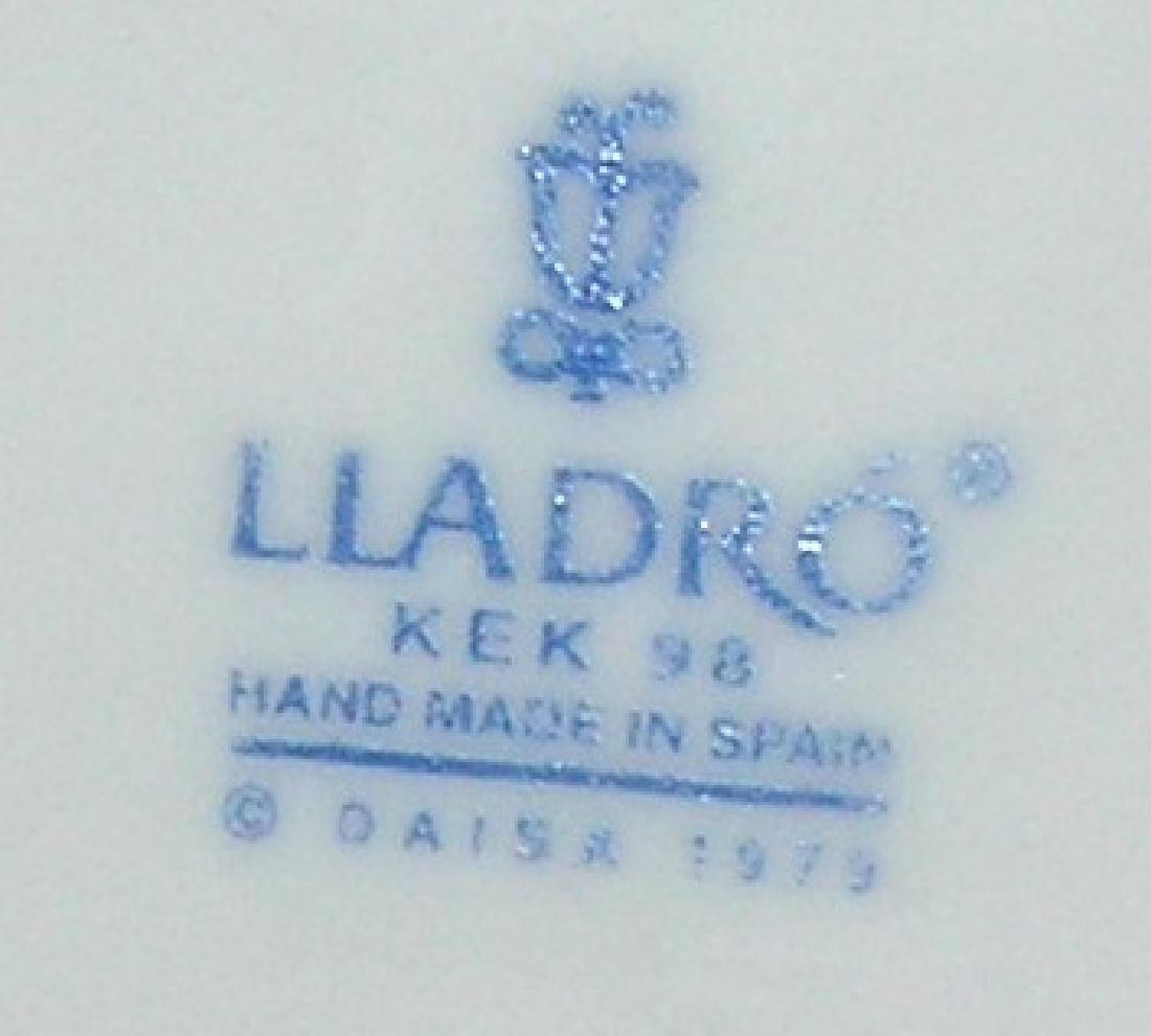 Vintage Lladro figurine titled The De Ensayo Dancer