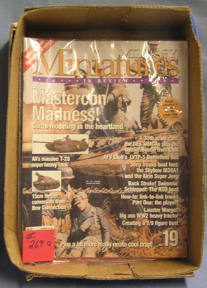 Vintage Navy & Aviation collectible magazines