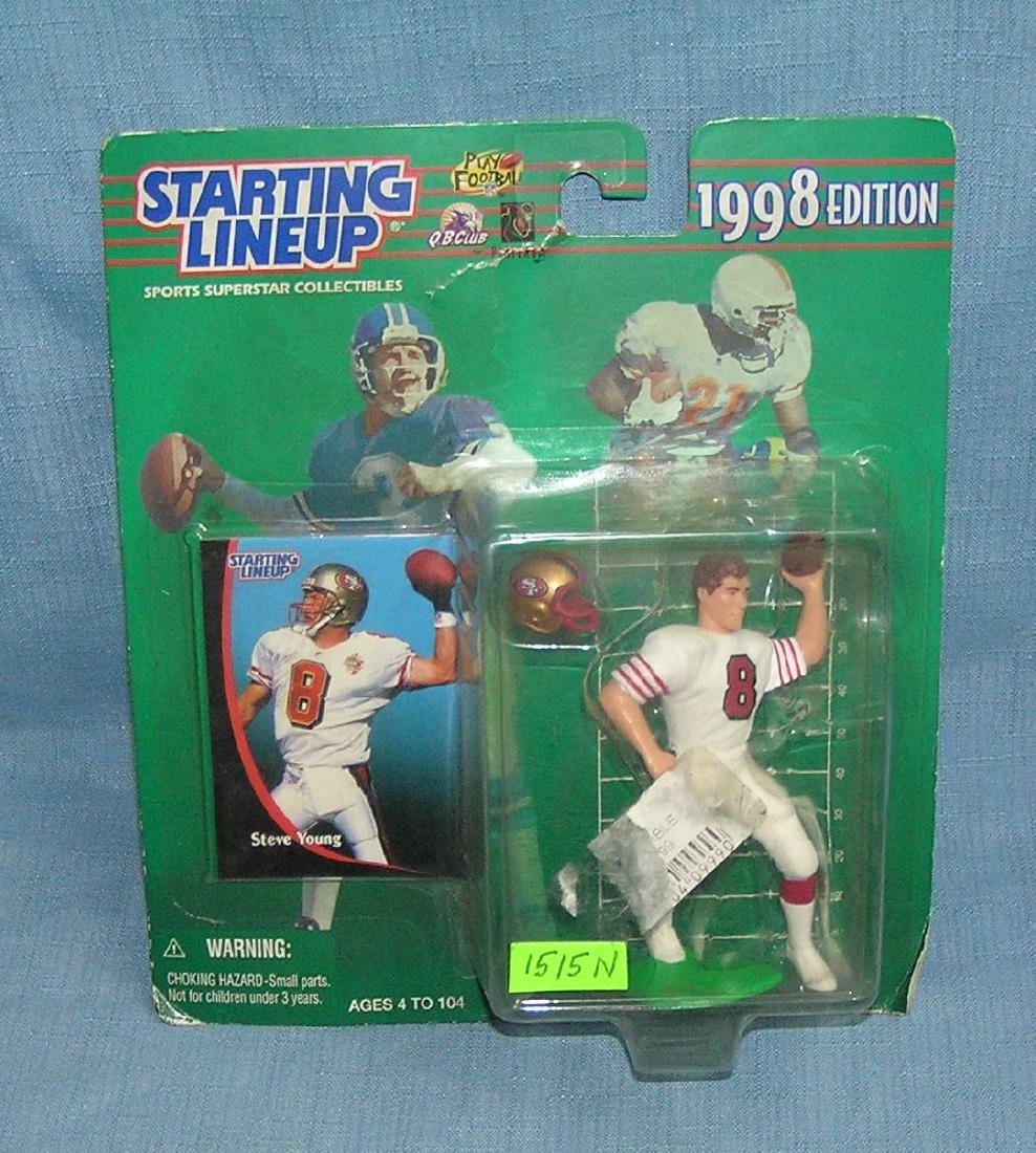 Steve Young football sports figure