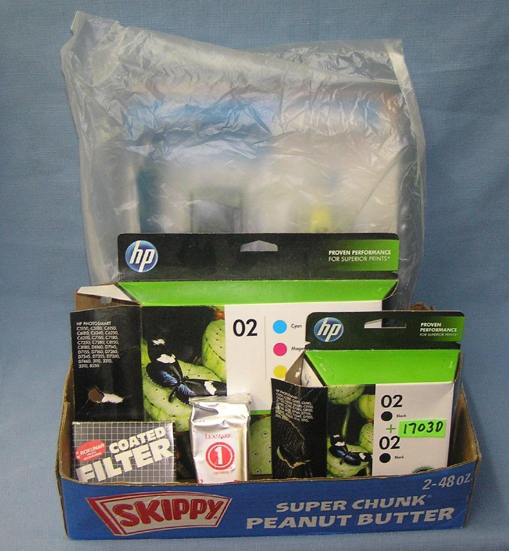 Collection of ink cartridges
