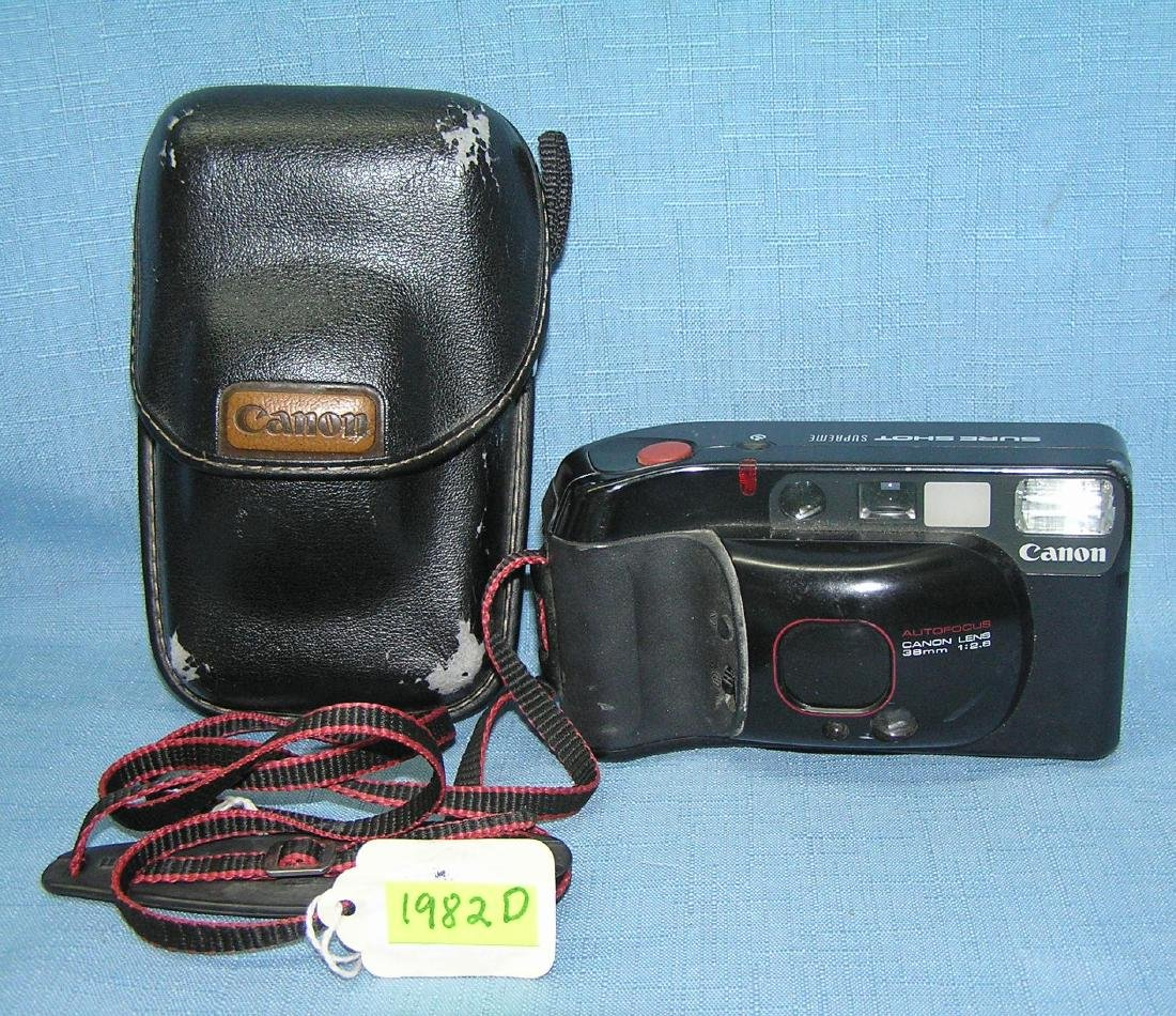 Vintage Canon auto focus 38MM camera