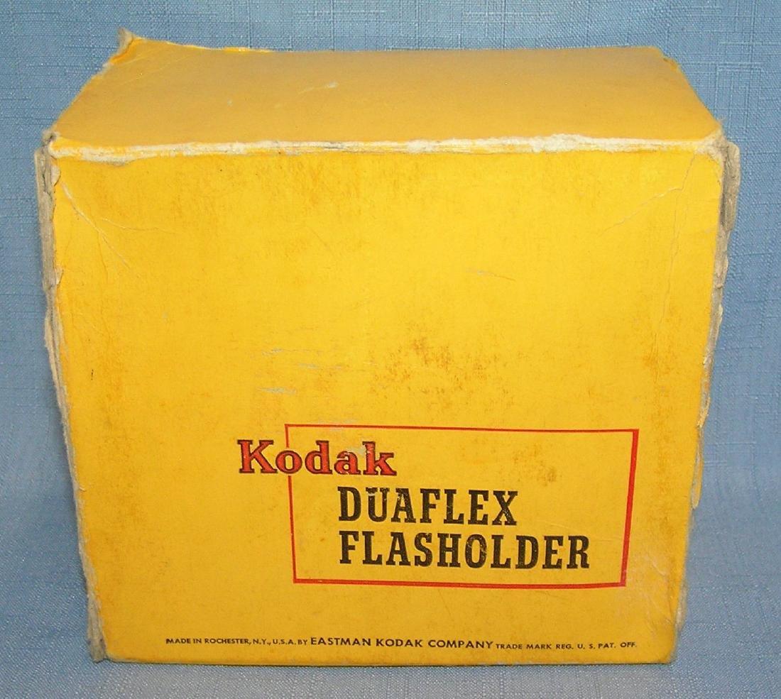 Early Kodak duoflex camera  and more - 4