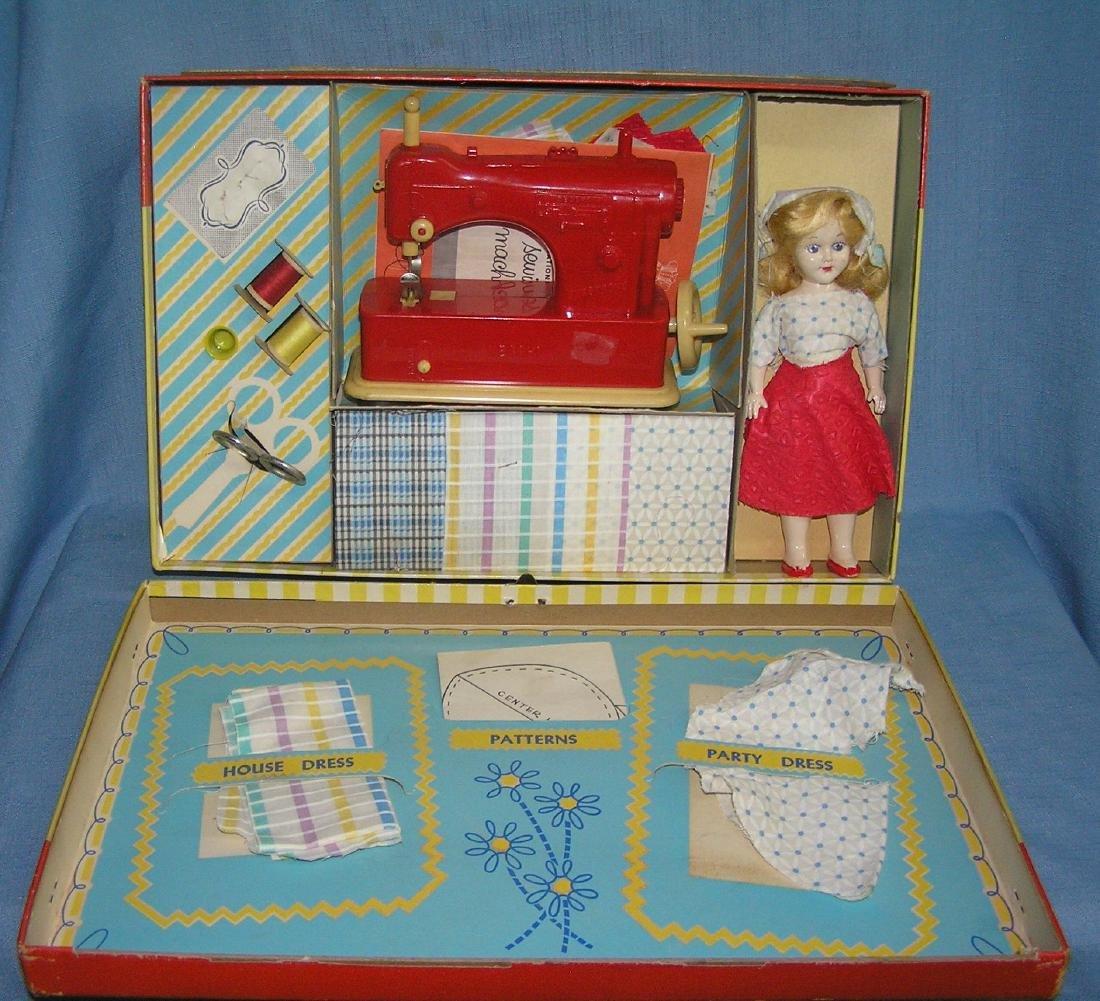 Little Miss Seamstress sewing kit