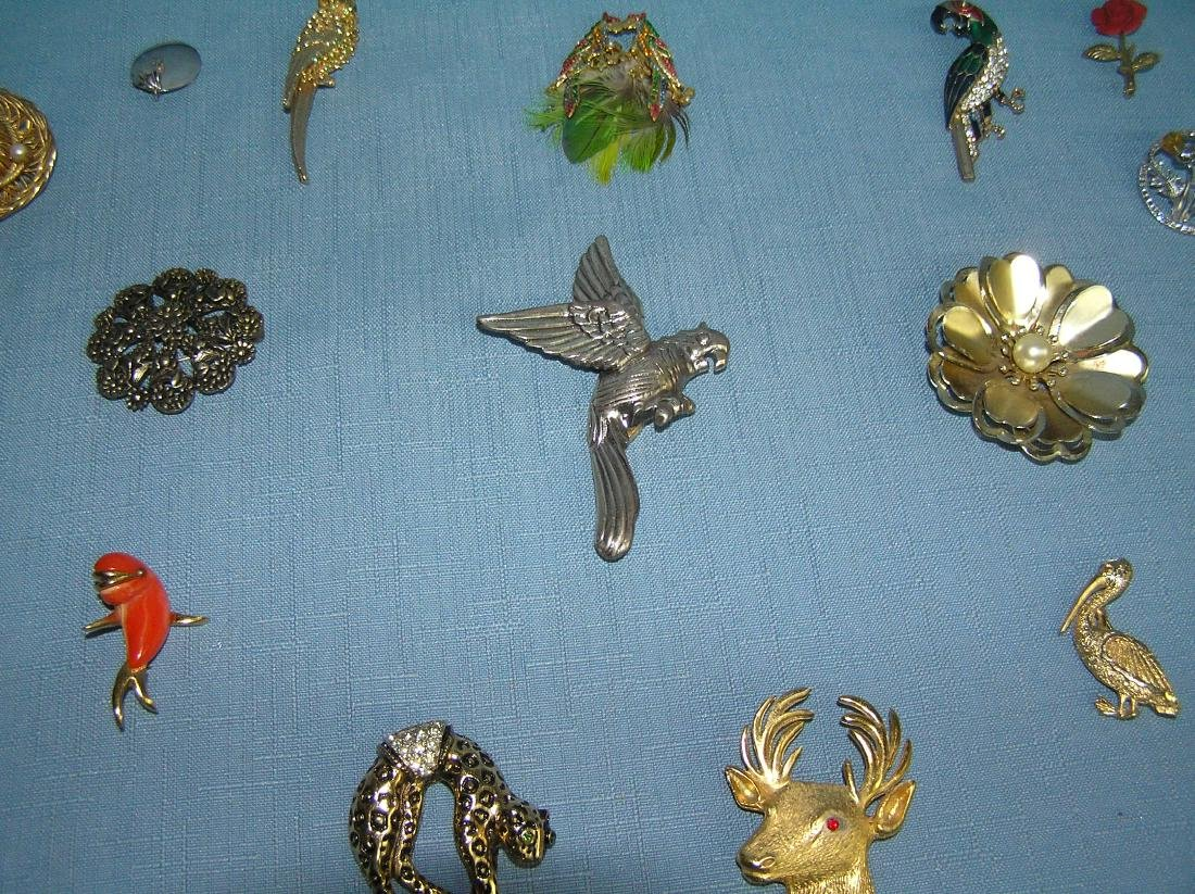 Collection of high quality fashion pins