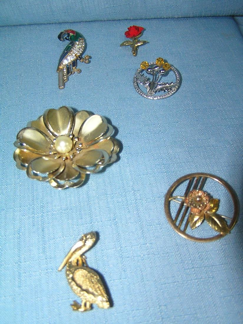 Collection of high quality fashion pins - 4