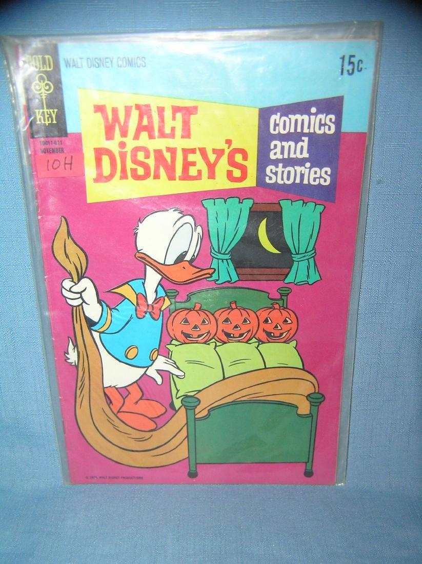 Early Walt Disney Donald Duck comic book