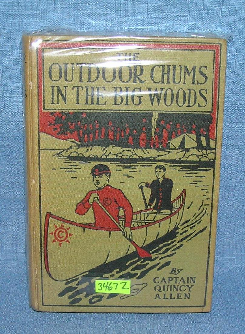 The Outdoor Chums In The Big Woods