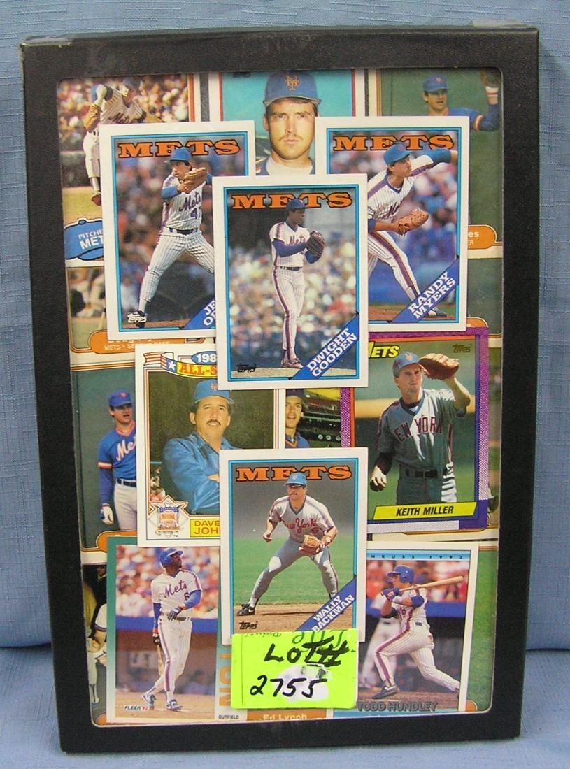 Collection Of Vintage Ny Mets Baseball Cards Oct 18 2018