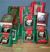Vintage Hallmark Christmas ornaments and others