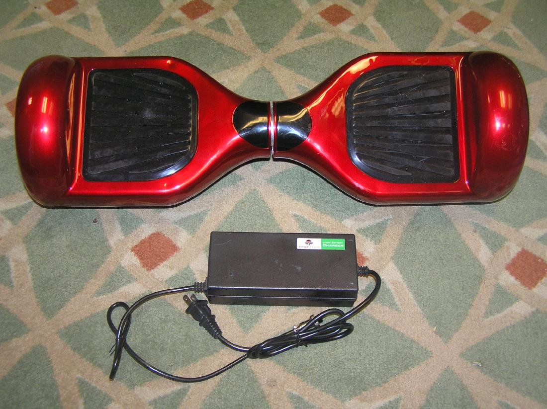 Brand new hoverboard complete with charger