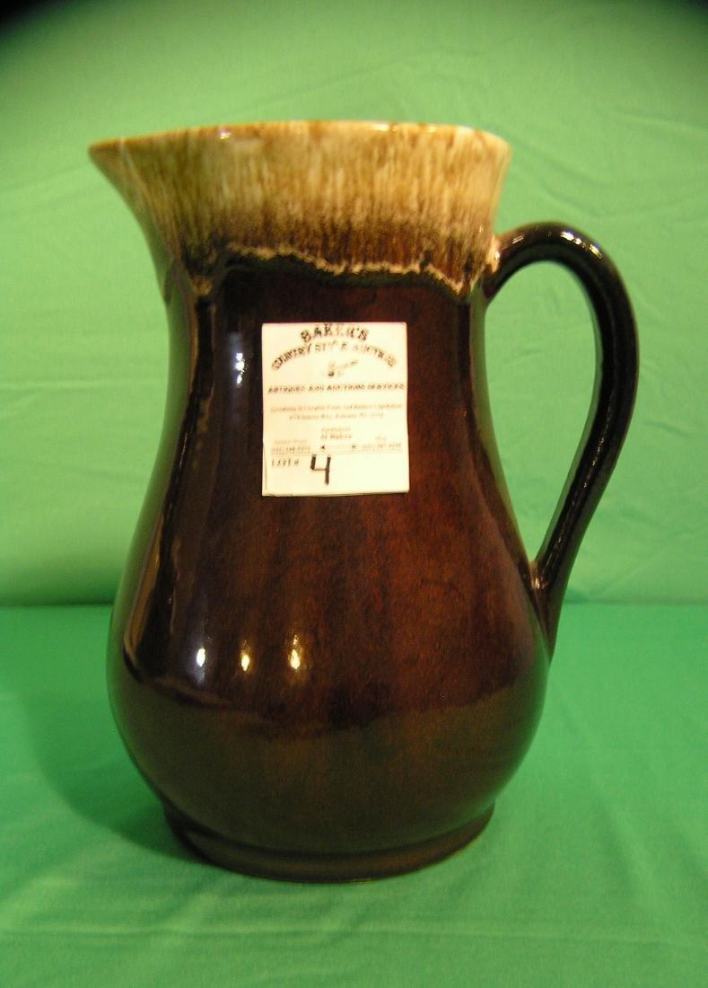 Antique Roseville pitcher
