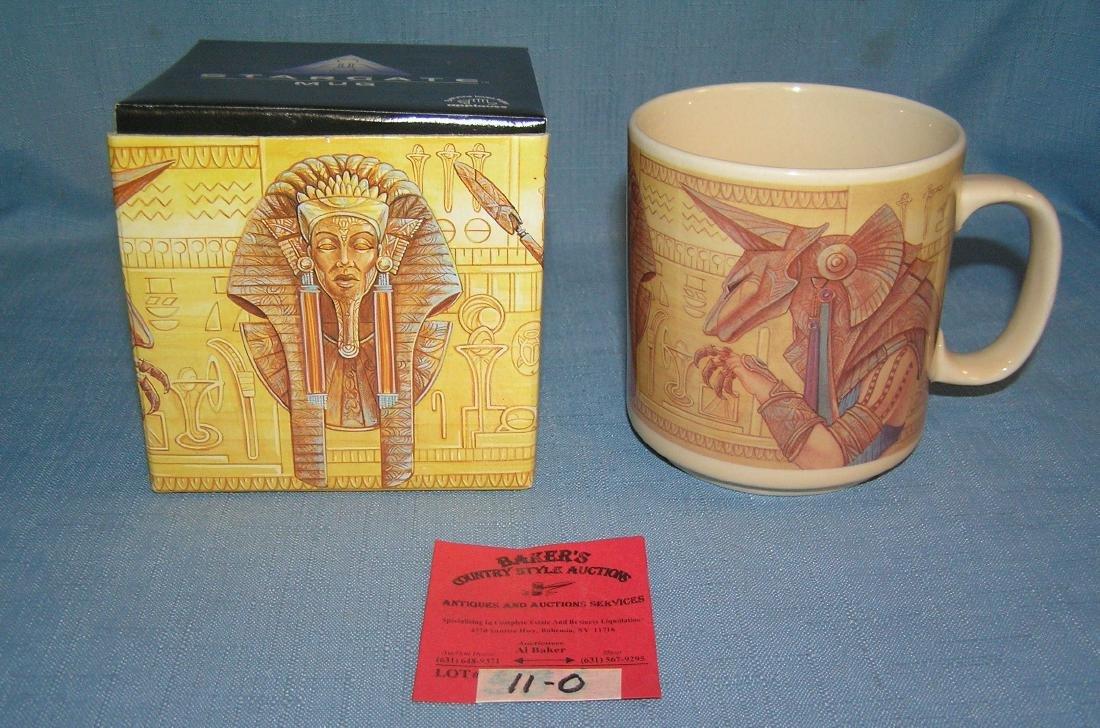 Star Gate collectible mug