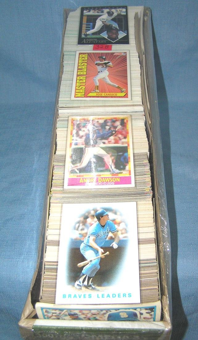 1000 vintage baseball cards
