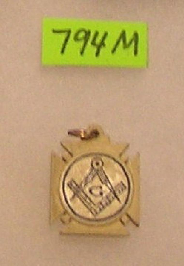 Group of early Masonic collectibles