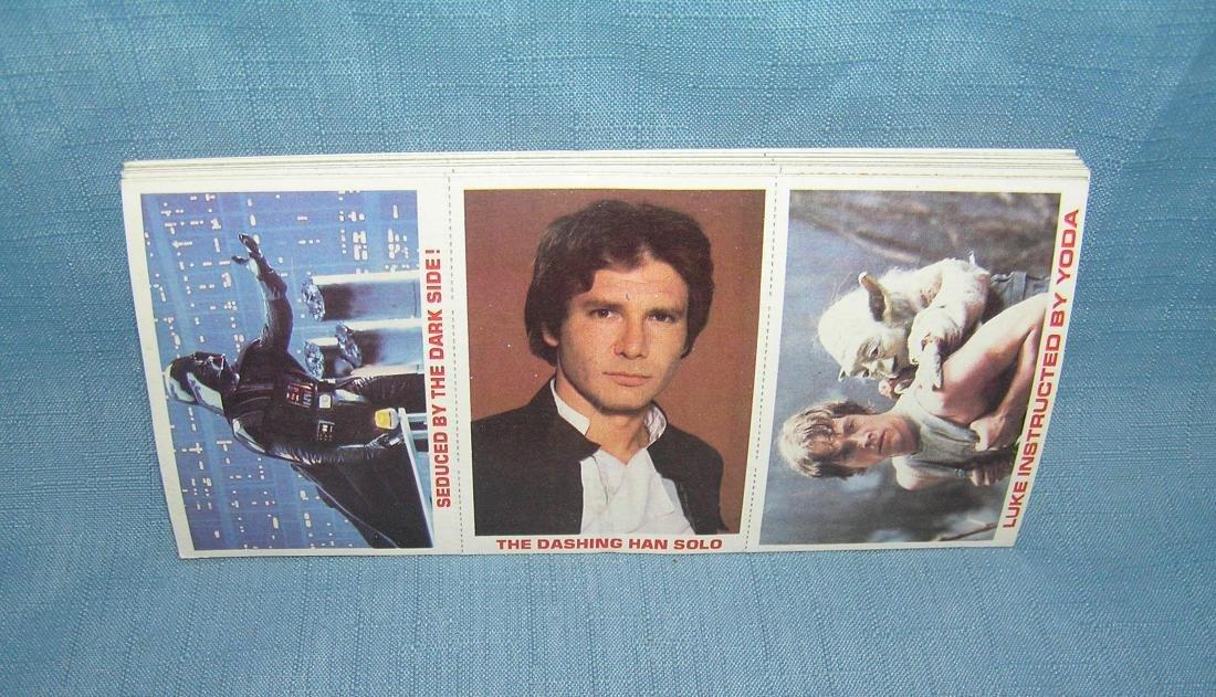 Star Wars card set