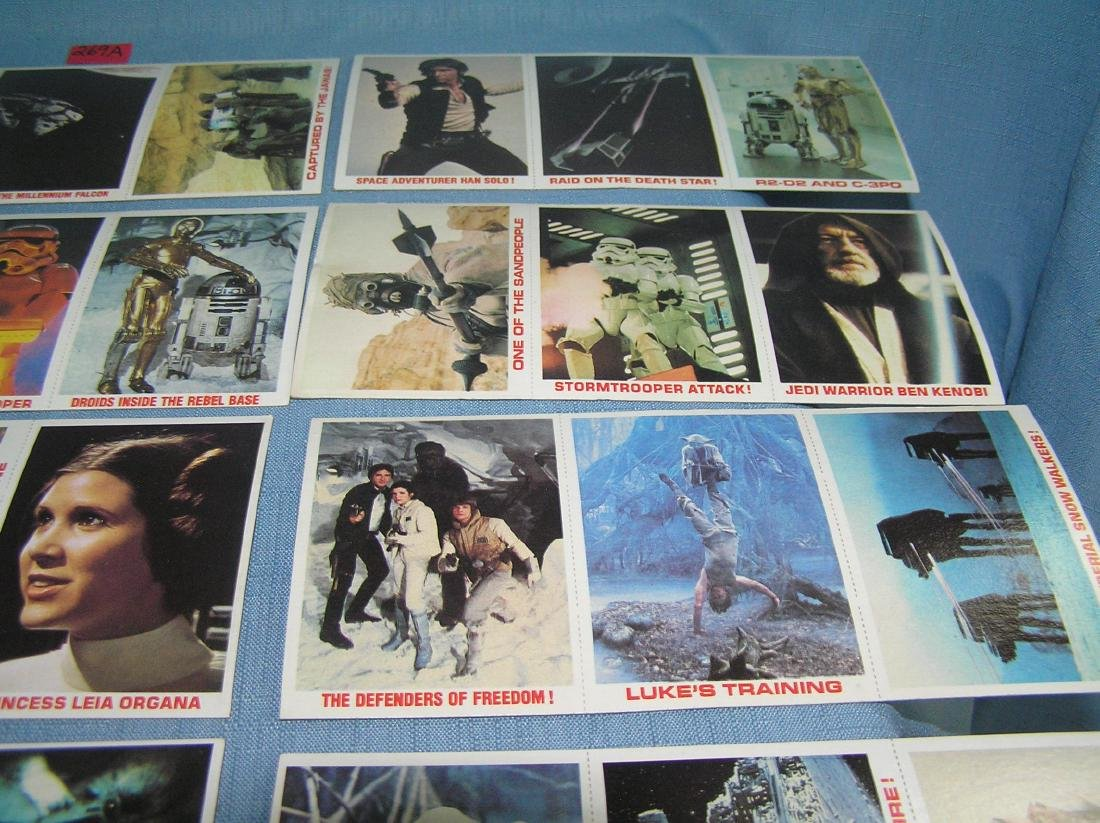 Star Wars card set - 3