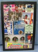 Vintage all star baseball cards and collectibles