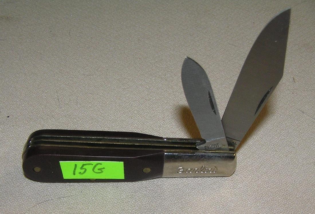 Vintage Barlow pocket knife - 2