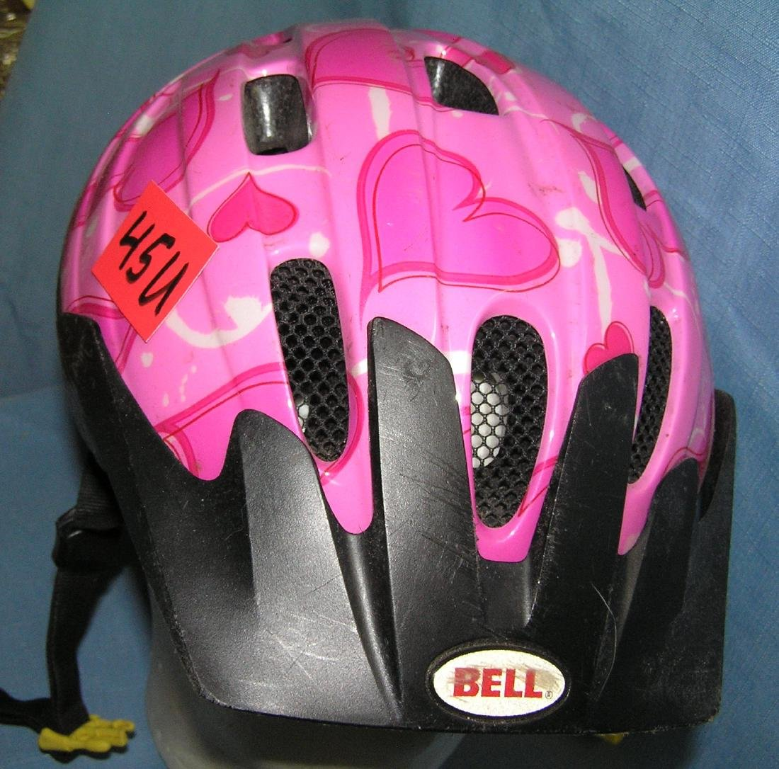 Quality Bell Bike helmet