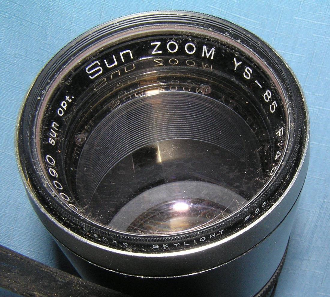 Professional quality zoom lens Sun Lens Co. - 3
