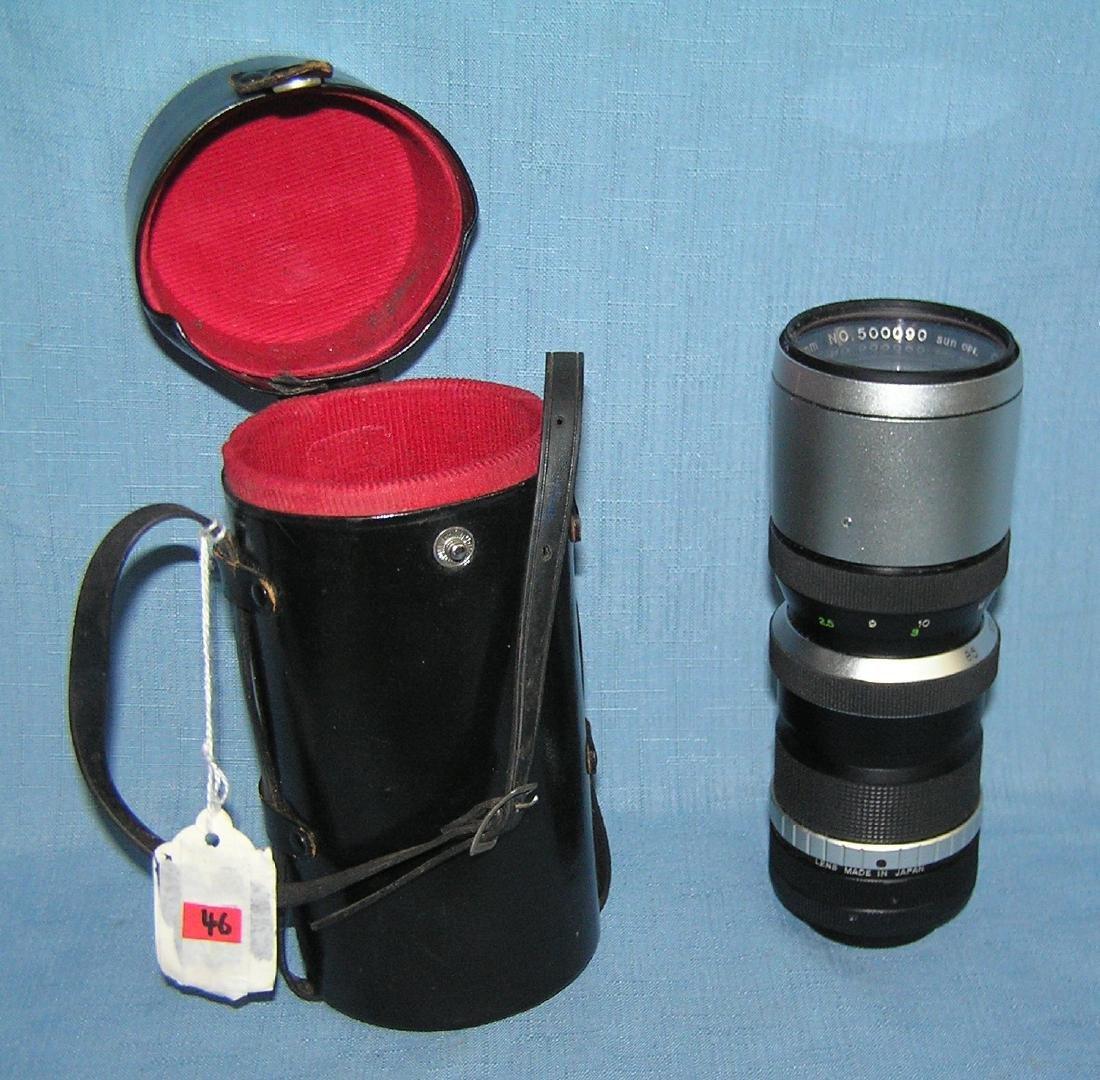 Professional quality zoom lens Sun Lens Co. - 5