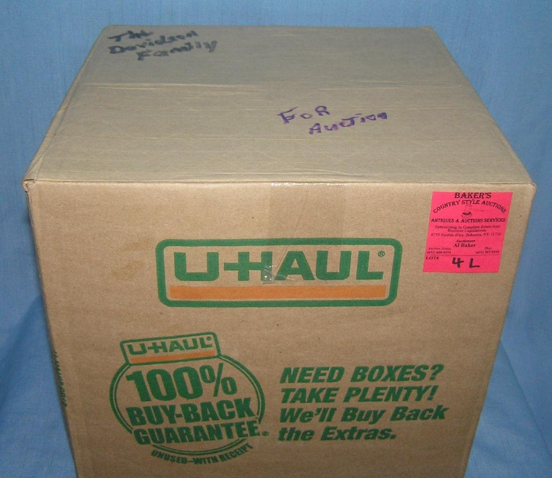 Moving and Storage Company mystery box