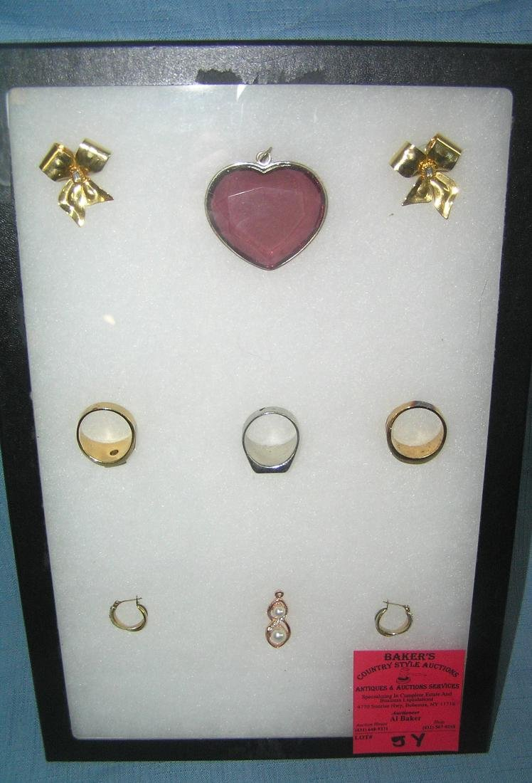 Collection of quality costume jewelry