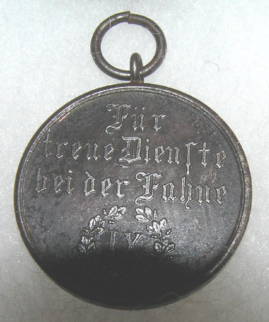 Nazi Germany Faithful Service medal