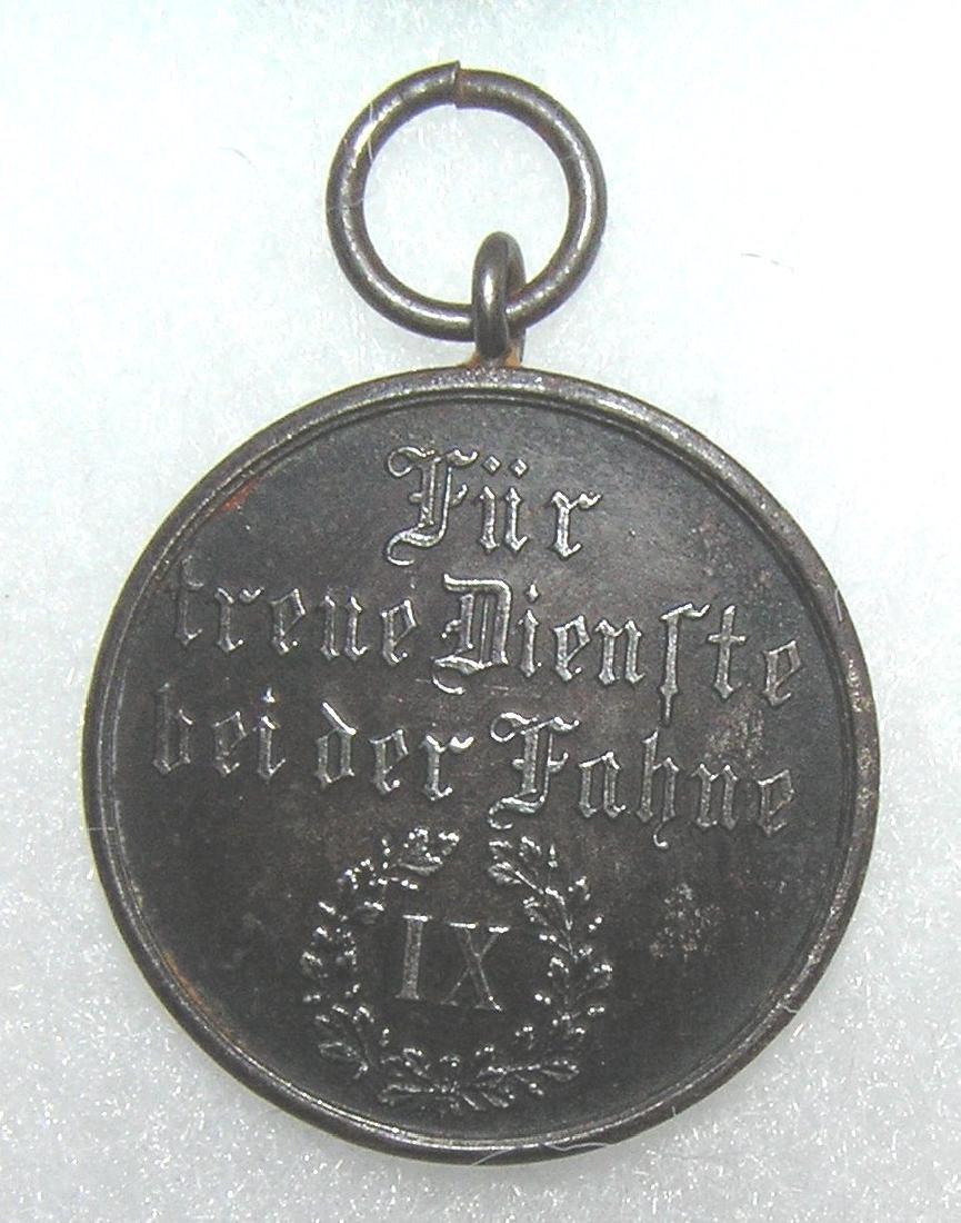 Nazi Germany Faithful Service medal - 2