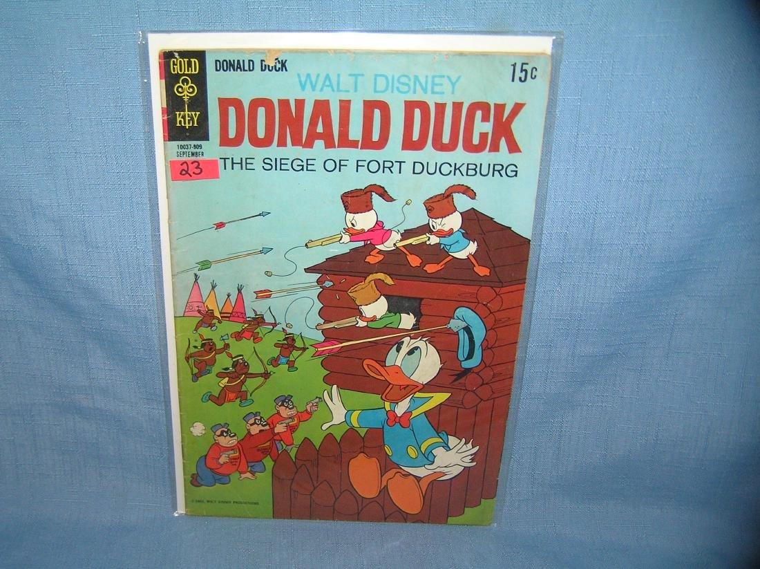 Early Disney Donald Duck comic book