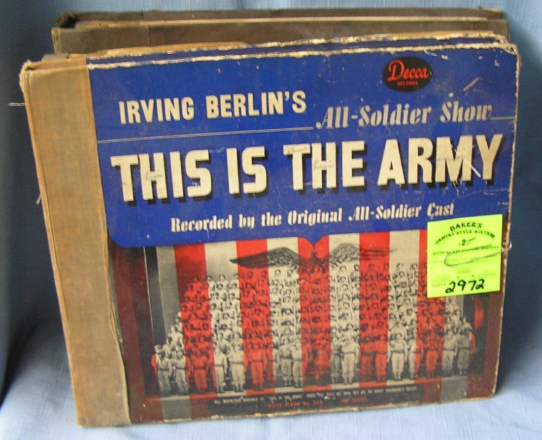 Box full of vintage 78 RPM records - Jan 15, 2019 | Baker's Antiques