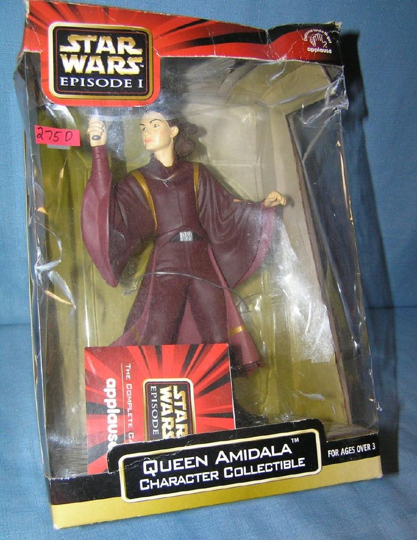 Star Wars Queen Amidala action figure