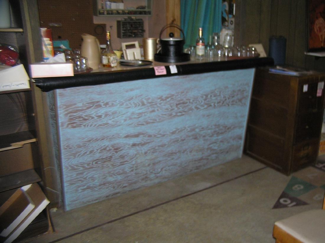 Great 1950's Mid Century Modern bar set