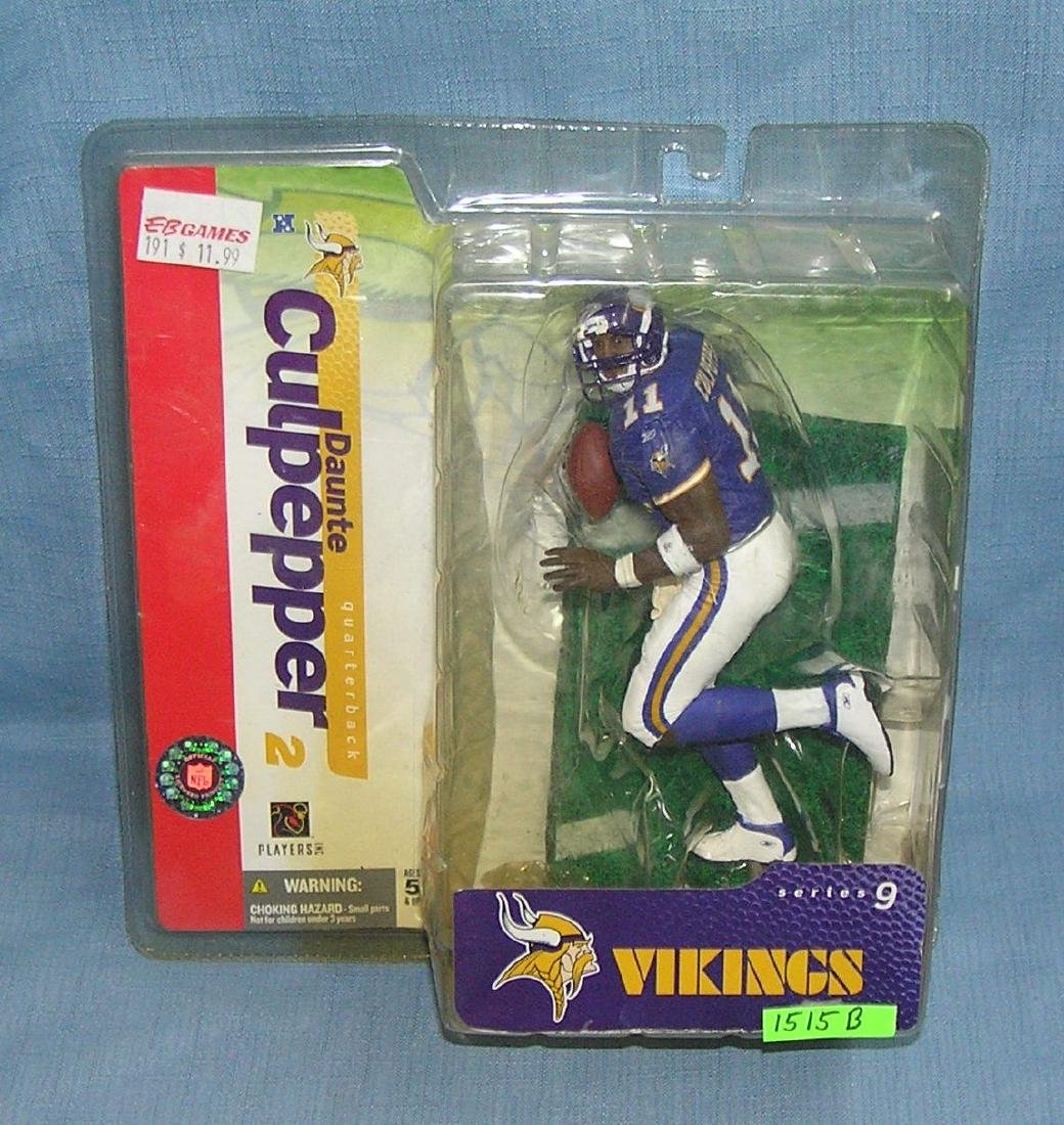 Daunte Culpepper football sports figure