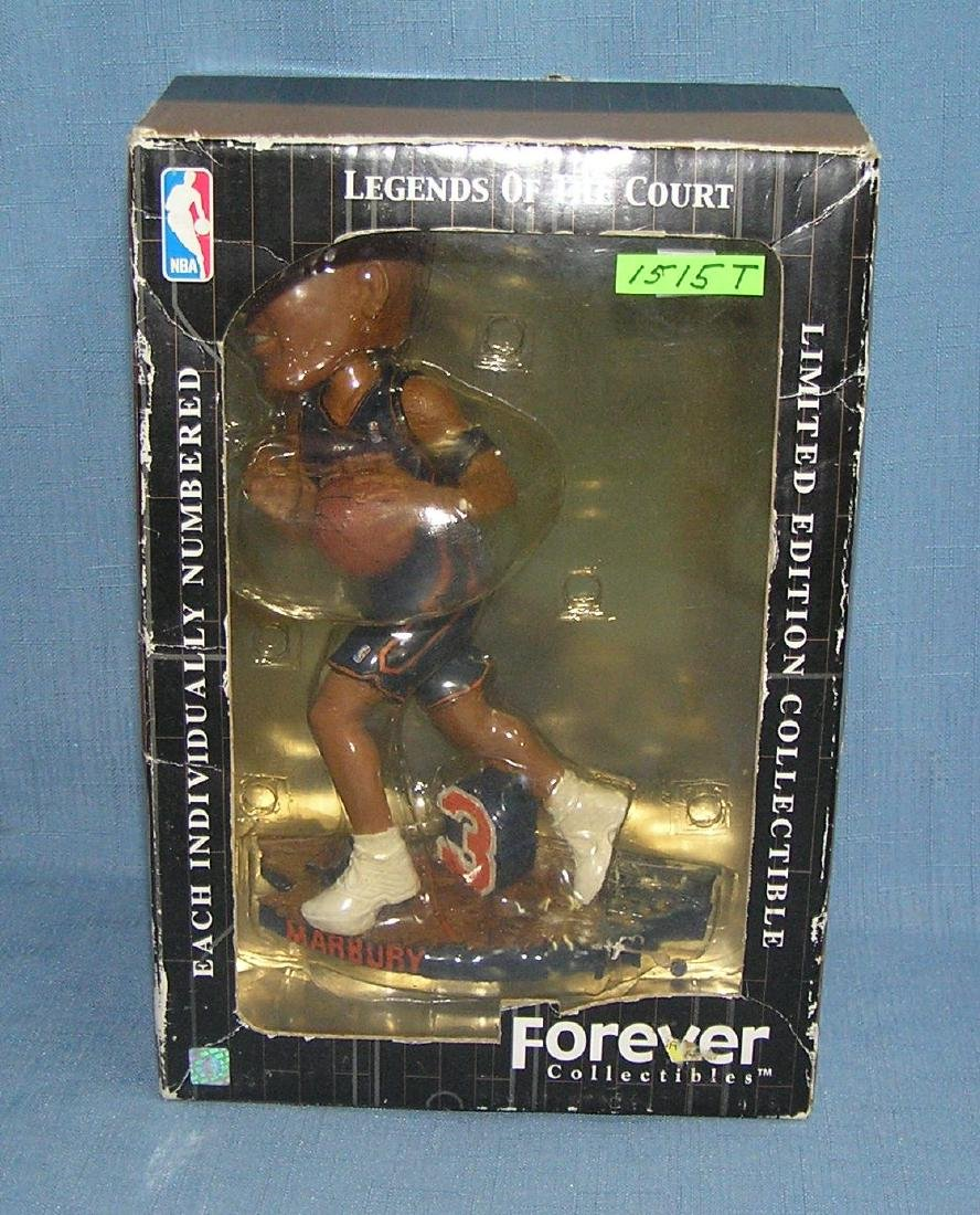 Stephon Marbury basketball bobble head doll