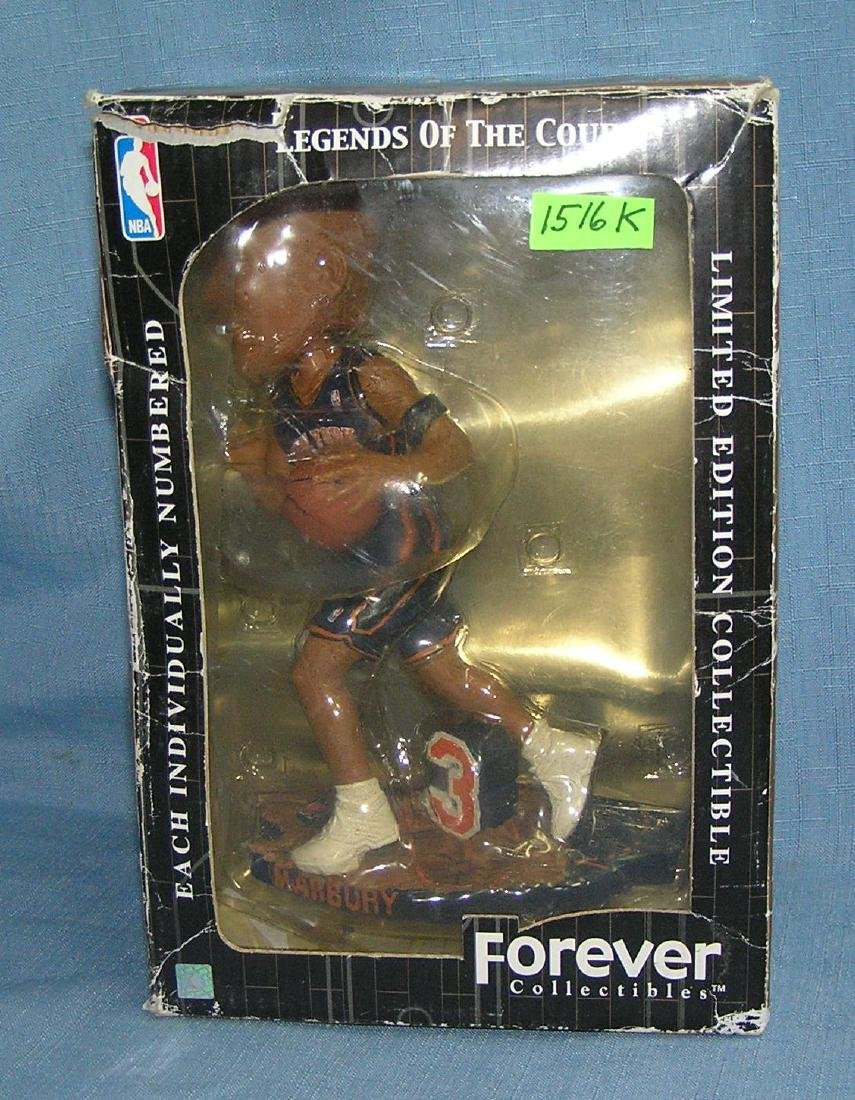 Stephon Marbury basketball bobble head doll