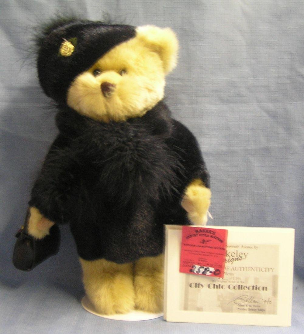Chic Collection Alexis Teddy Bear
