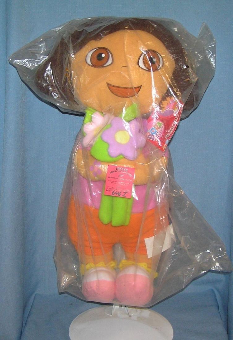 Vintage 24 inch Dora the Explorer doll