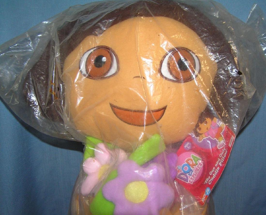 Vintage 24 inch Dora the Explorer doll - 2