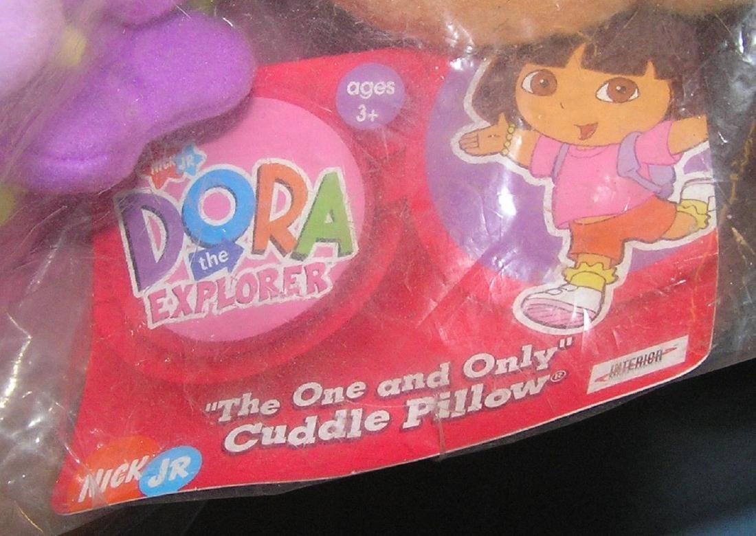 Vintage 24 inch Dora the Explorer doll - 3
