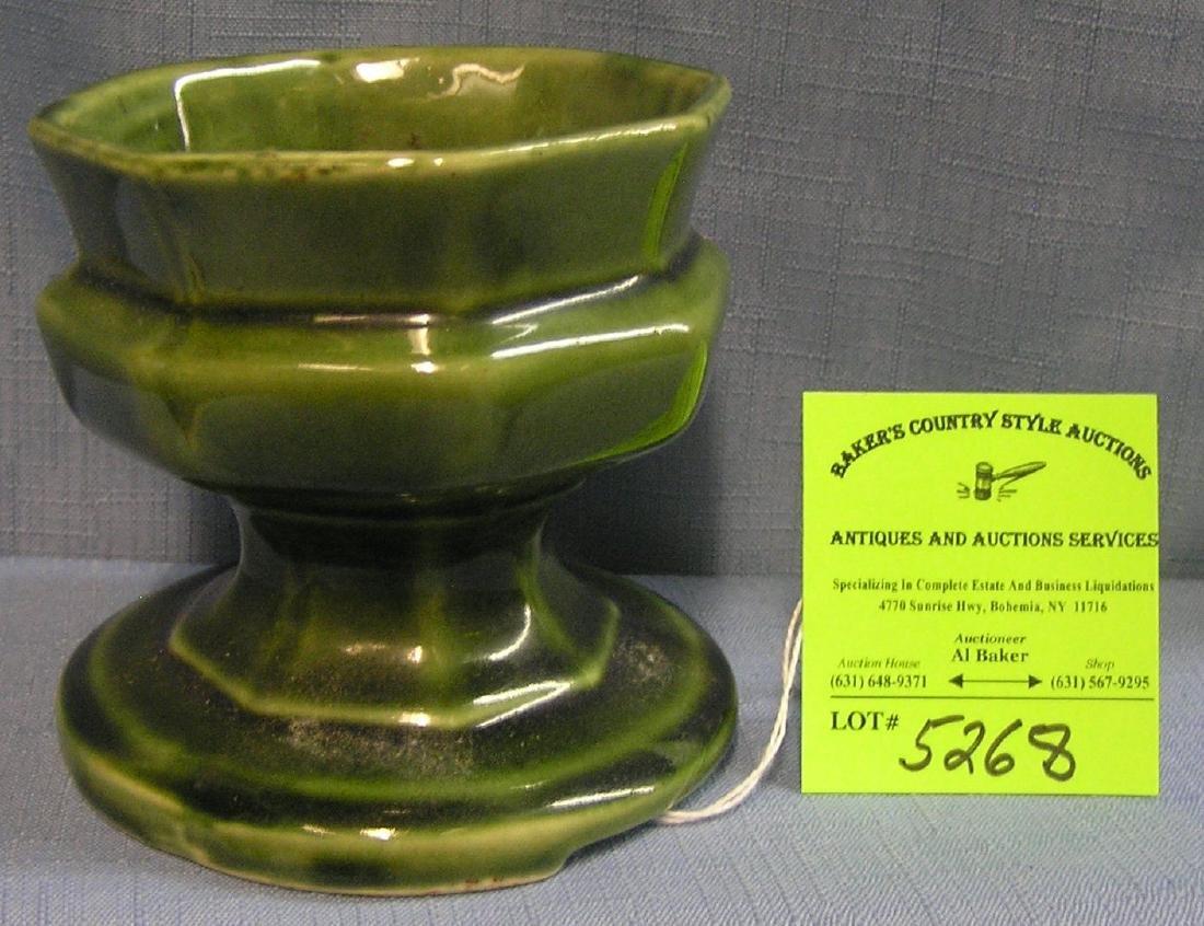 Vintage McCoy art pottery planter