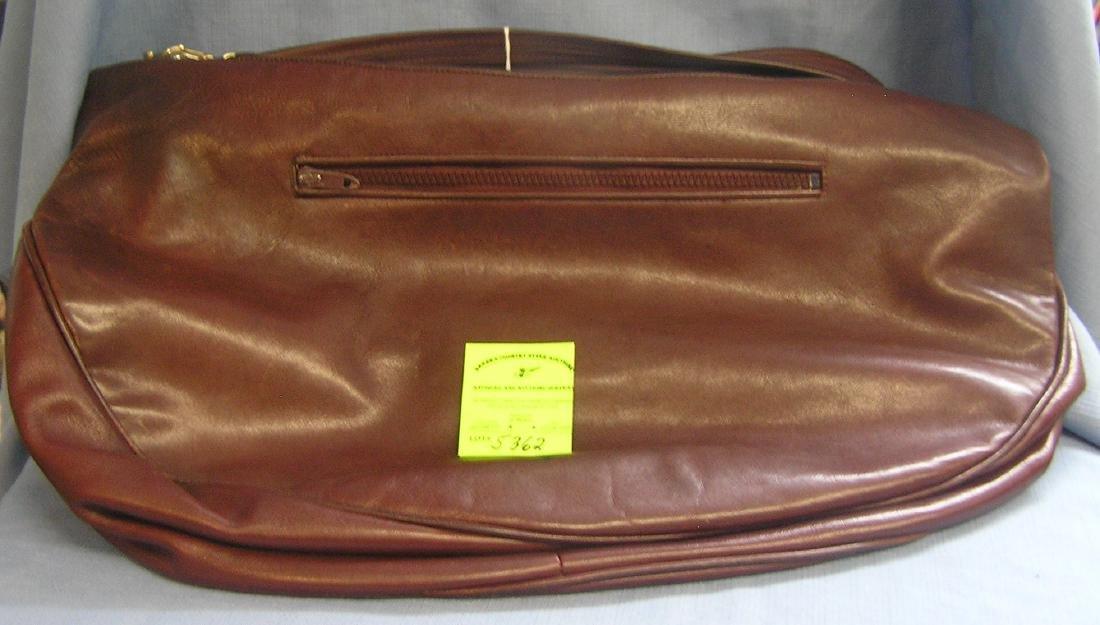Quality leather handbag
