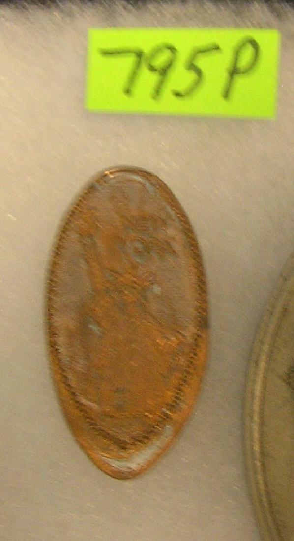 Vintage Statue of Liberty souvenir medal